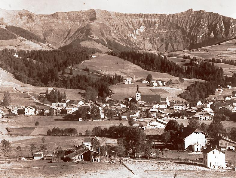 Un journal du monde » Blog Archive » novembre 1913 à mai 1914. Megève : premiers scintillements de l'or blanc. 12335